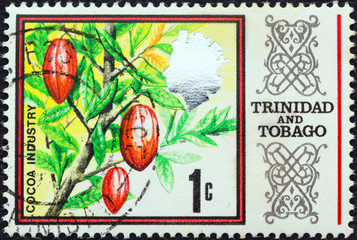 Cocoa Beans (Trinidad and Tobago 1969)