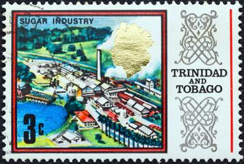 Sugar refinery (Trinidad and Tobago 1969)