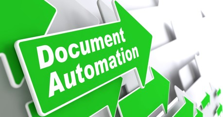 Document Automation. Business Concept.