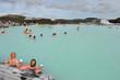 Iceland - blue lagoon geothermal spa, Grindavik