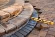 Level on Pavers