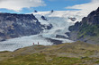Iceland - Skaftafellsjökull glacier