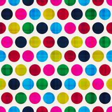 sömlös cirklar bakgrund konsistens