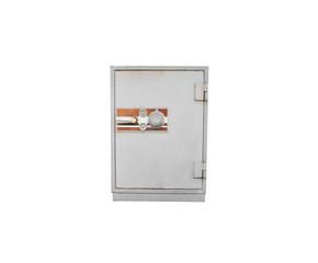 Security old metal safe
