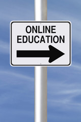 Online Education This Way