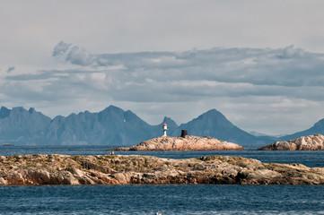 Archipelago at Henningsvaer, Lofoten