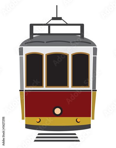 Lisbon tramway - 56272118