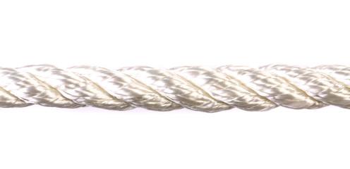 White rope.