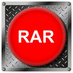 RAR metallic icon