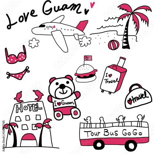Travel to Guam