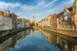 Bruges in the early morning