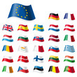 EU Flags Set