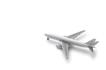 commercial plane model