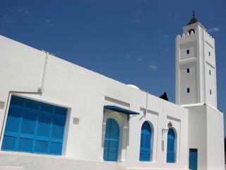 Sidi Bou Said,church in Tunisia,Sidi Bou Said