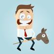 steckenpferd reiten pferd spielen