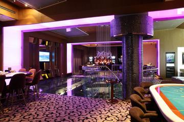 interior of european casino