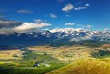 Fototapety Mountain panorama