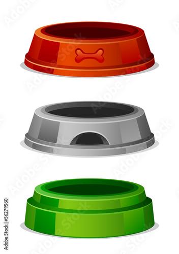 Bowl for pet food