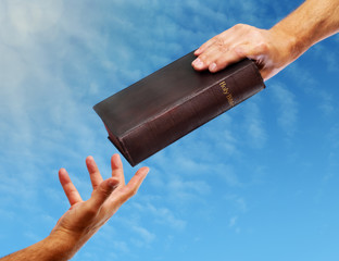 Sharing The Bible