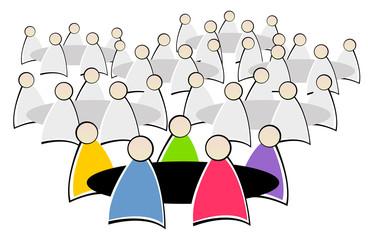 séminaire - réunion d'équipe