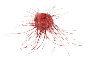Cancer cells - 3d Rendering