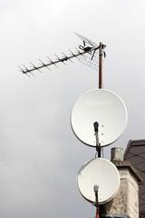 Antenne et paraboles