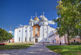 Novgorod the Great,Kremlin with Saint Sophia Cathedral
