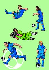 サッカー(その1)