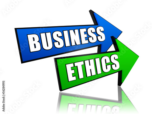 business ethics in arrows