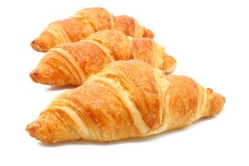 Trio de croissants