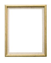 Classic wooden frame