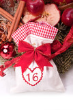 advent calendar christmas gift bag number sixteen
