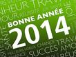 2014 bonne année !