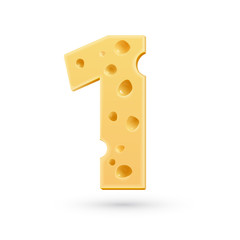 One cheese number