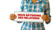 We Build Realationships (In French)