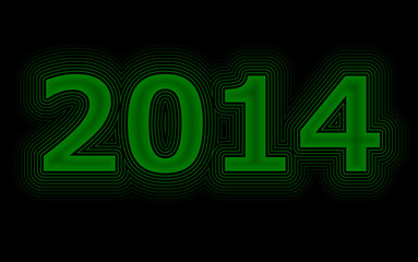 new year 2014 neues jahr 2014