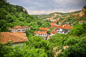Melnik in Bulgaria