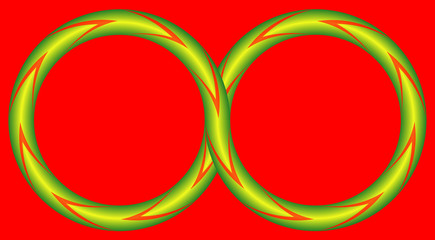 Illusion (Infinite). Infinite Loop. Infinite movement effect