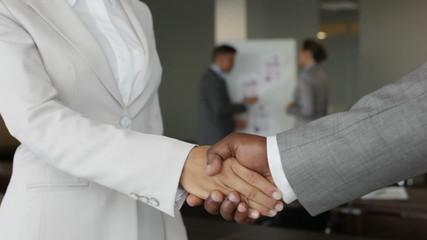 Multi-racial partners