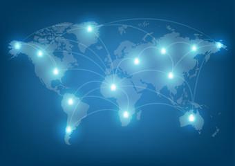 world network communication
