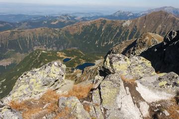 Western Tatras panorama