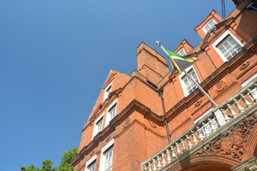 Jamaica Embassy in London, City of Westminster
