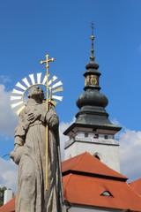 Pelhrimov, city in the Czech Republic