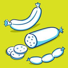 Sausages - Blue Series