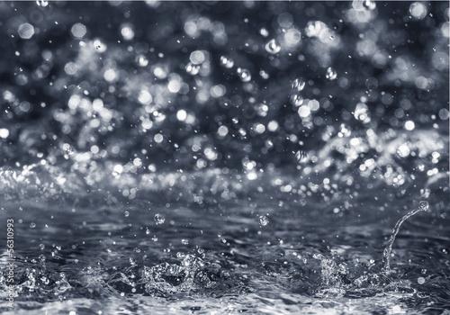 rain © Vera Kuttelvaserova