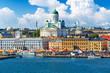 Leinwandbild Motiv Helsinki, Finland