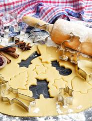 Advents- und Weihnachtsbäckerei