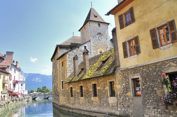 Canale ad Annecy