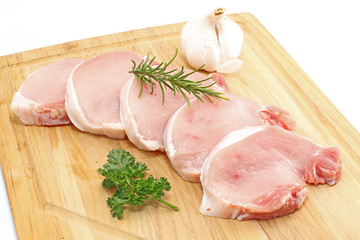 Longe de porc