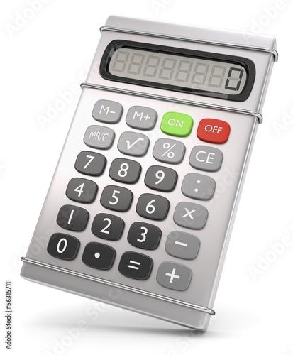 Taschenrechner neu